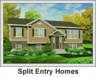 Split Entry Homes - Click Here